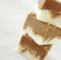 Root Beer Float Fudge