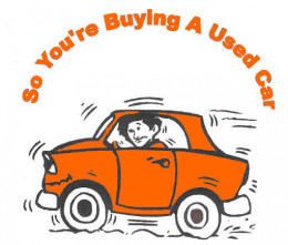 Steps to find the right used car