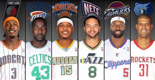 NBA Trade Machine
