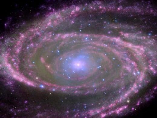M81 Galaxy: bigger than the national debt