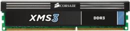 Corsair XMS3 16GB (4x4GB) DDR3 1333 MHz (PC3 10666) Desktop Memory