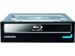 Samsung Blu-Ray Combo Internal 12XReadable and DVD-Writable Drive with Lightscribe