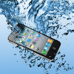 Your cell phone can accidentally get submerged into water; learn how to save a wet cell phone