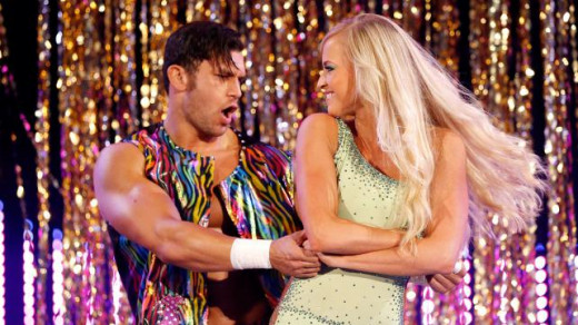 Fandango & Summer Rae Make an Entrance