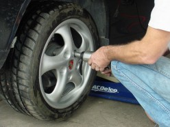 Do It Yourself Auto Maintenance: How to Rotate Tires