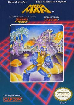 Mega Man: Cover Art Comparisons