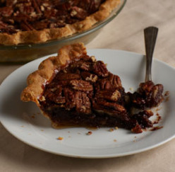 Arizona Pecan Chocolate Rum Pie
