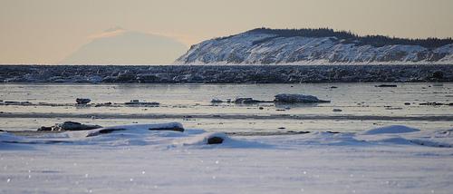 Alaskan snow from Paxson Woelber on Flickr