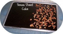 How To Make An Easy Chocolate Texas Sheet Cake: Step By Step Instructions With Photos