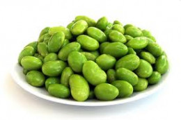Edamame is an excellent example of food that builds muscle fast.