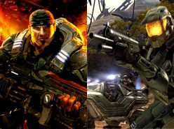 Which video game franchise dies first:  Gears of War or Halo?