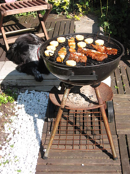 Barbequing