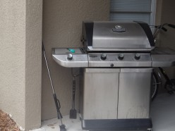 """The """"Grill """" of His Dreams....."""