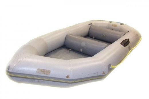 Inflatable rafts and boats have something in common with IV bags and shower curtains: The way they're made.