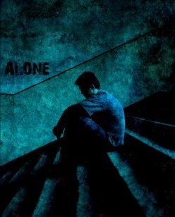 So Alone - a fiction short story