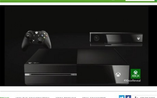 The new XBox ONE hardware