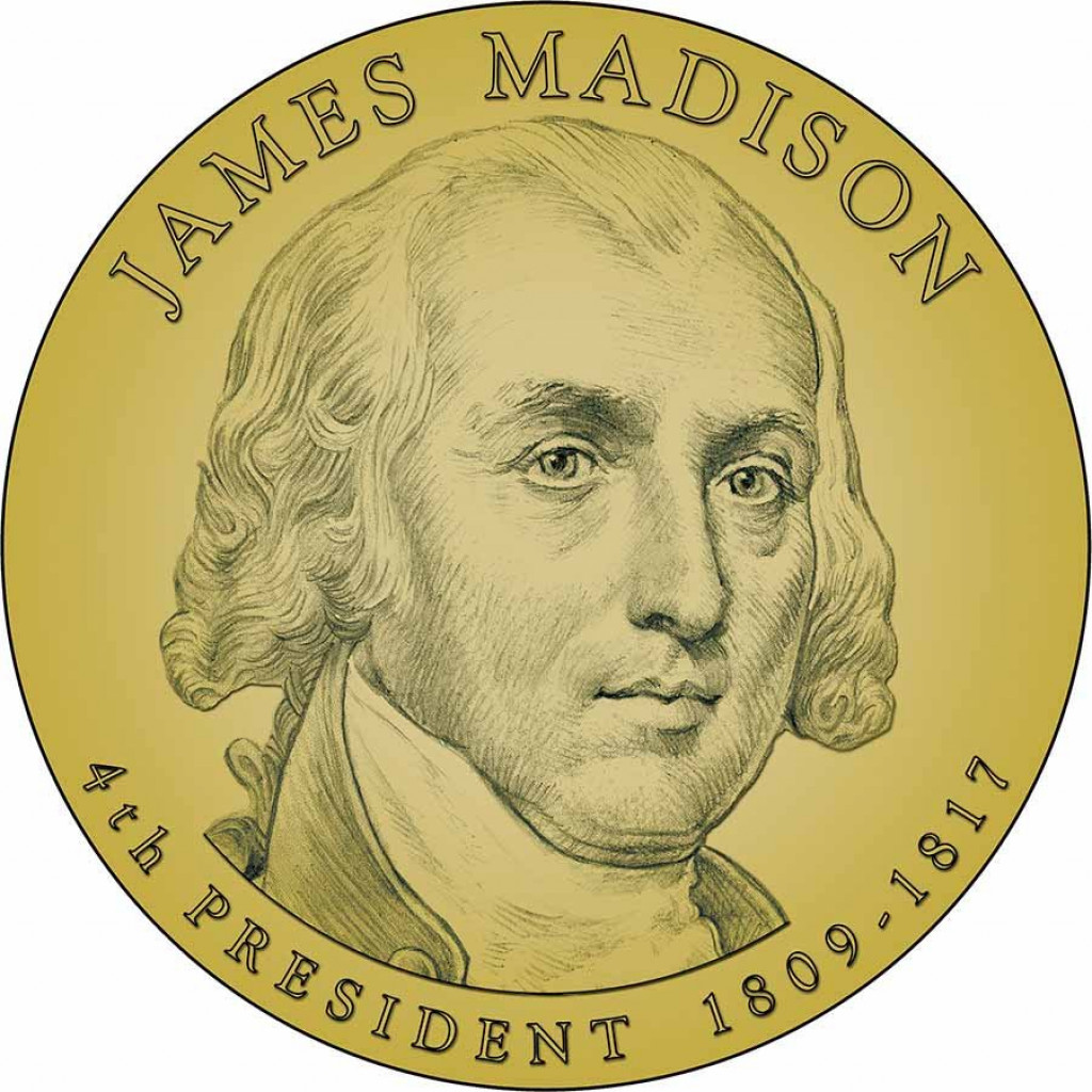 Federalist 10 madison 39 s constitutional middle class for for James madison pets