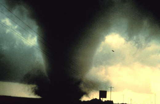 Should you open your windows during a tornado?