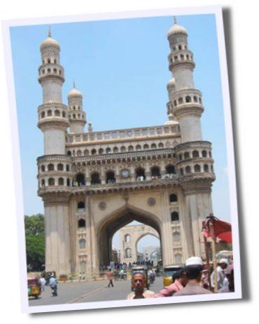 Charminar @ Hyderabad