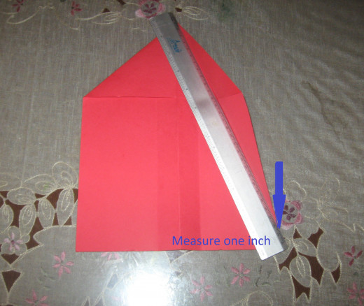 Fold with the Ruler