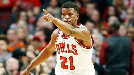 Jimmy Butler brings a lot of hope for the Bulls
