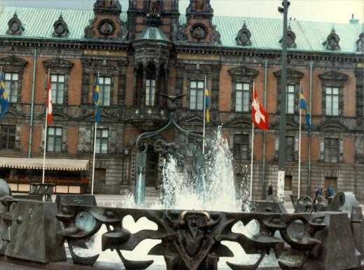 Close-up of Municipal Development Institute