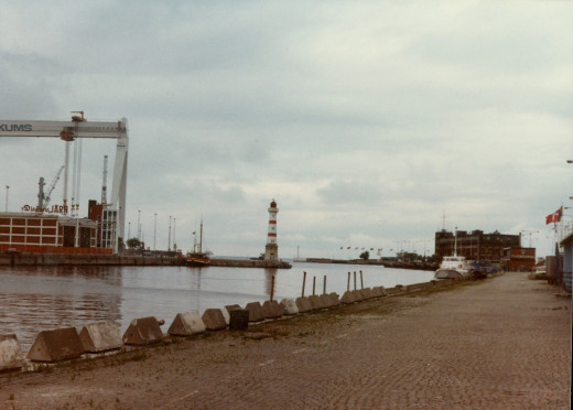 Malmo waterfront