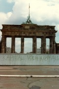 My Adventures Touring Europe in 1982 (6) Berlin