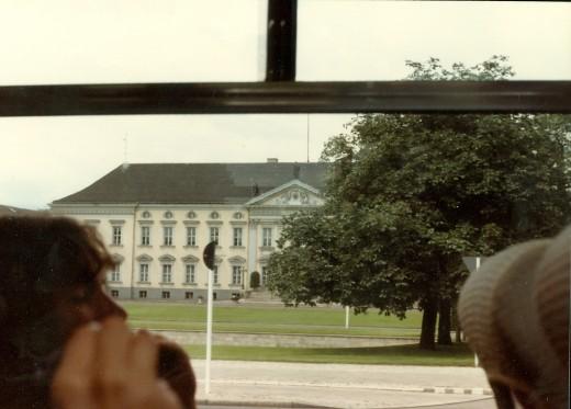 Bellevue Palace West Berlin