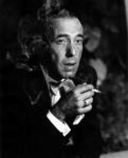 Humphrey Bogart - Movie tough guy and sometime killer