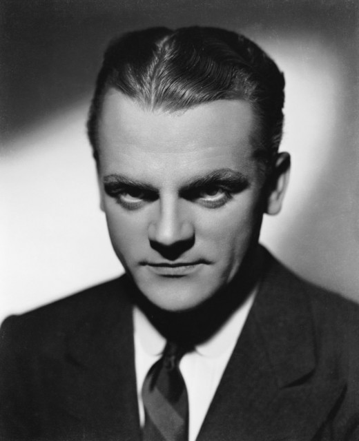 James Cagney - movie tough guy and sometime killer