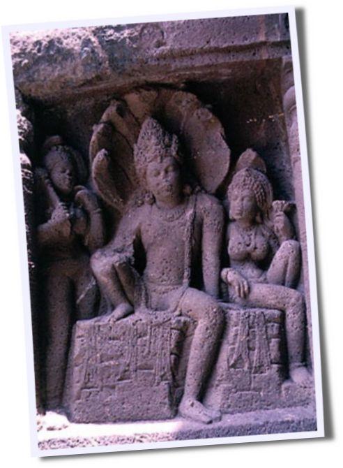 Caves Of Ajanta @ Maharashtra