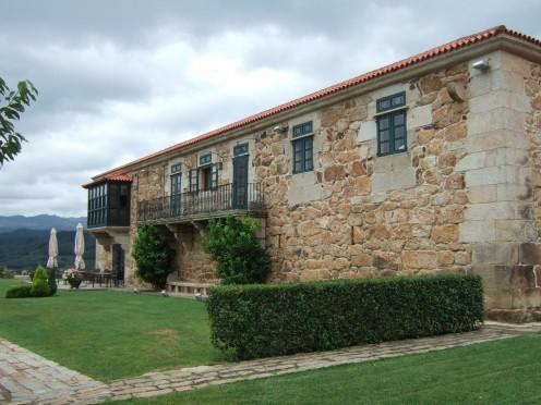 Casal de Arman - casa rural and bodega near Ribadavia