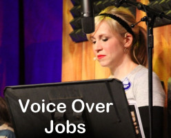 Work From Home Freelance Voice Over Jobs