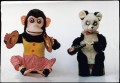 The Clapping Toy Monkey