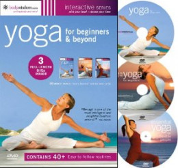 Yoga for Beginners Boxed Set
