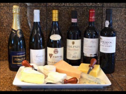 Simple Wine and Cheese Pairings