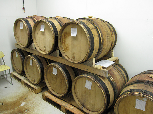 Aging lambic from Bernt Rostad on Flickr