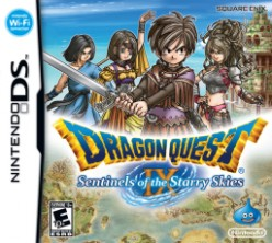 Dragon Quest IX Review.