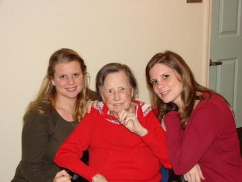 Grandma and My Girls