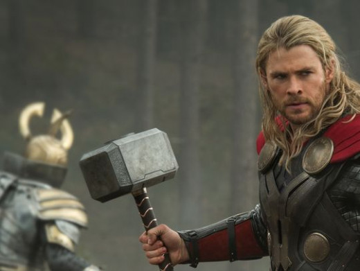Seriously, he gets more upset about getting called Thor than getting called a girl.