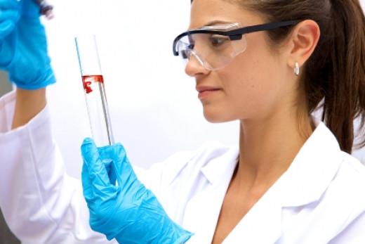 Scientific analysis of foodstuff