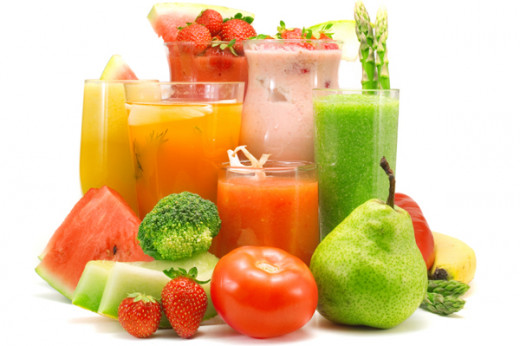 Delicious non fattening foods