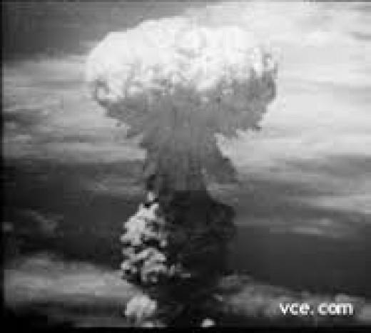 Atomic mushroom