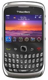 Blackberry Curve 3G 9300 Unlocked GSM SmartPhone