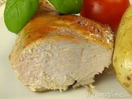 Lean chicken is an excellent source of protein and leucine