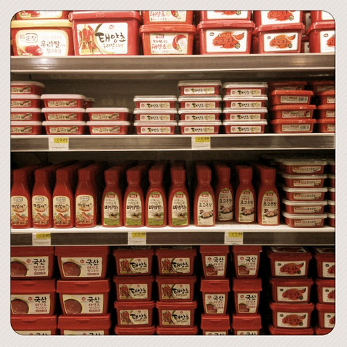 So much gochujang from tawalker on Flickr