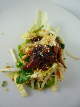 Gochujang pork from Girl Interrupted Eating on Flickr