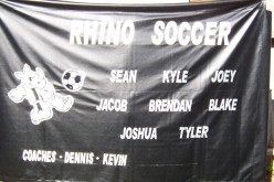 How to Make an AYSO Soccer Team Banner