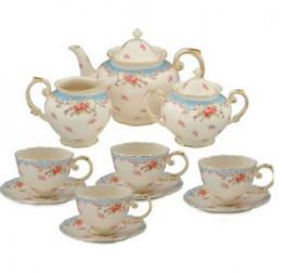 The Perfect English Tea Set for High Tea